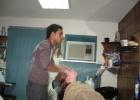 Фото туриста. А вот это как раз таки бьюти салон и Аморе, котрый делает массаж!!!:):):)