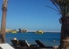 Фото туриста. Корабли на пляже