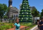 Фото туриста. Главная елка Аргентины