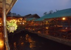 Фото туриста. Отель на реке Квай