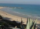 Фото туриста. Вид на пляж недалеко от отеля