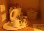 Фото туриста. Уголок чай-кофе в номере