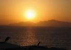 Фото туриста. Вид из номера. Восход.