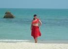 Фото туриста. Серебряный пляж