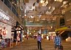 Фото туриста. аэропорт в Сингапуре