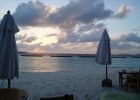 Фото туриста. Sand bar - бар для наблюдения за закатом