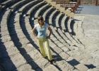 Фото туриста. Амфитеатр.Куриум.2 век до н.э.
