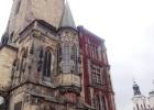 Фото туриста. Башня Старосметской ратуши