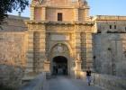 Фото туриста. Ворота старого города-Мдина