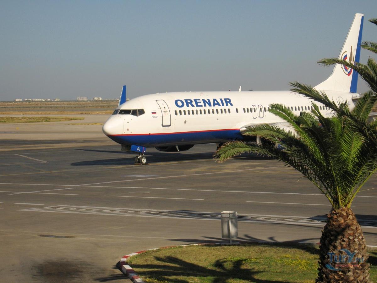 картинка оренбургские авиалинии места