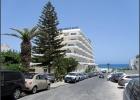 Фото туриста. Вид на отель с улицы.