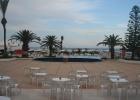 Фото туриста. Вид с террасы отеля на море