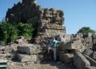 Фото туриста. Старый город Сиде.