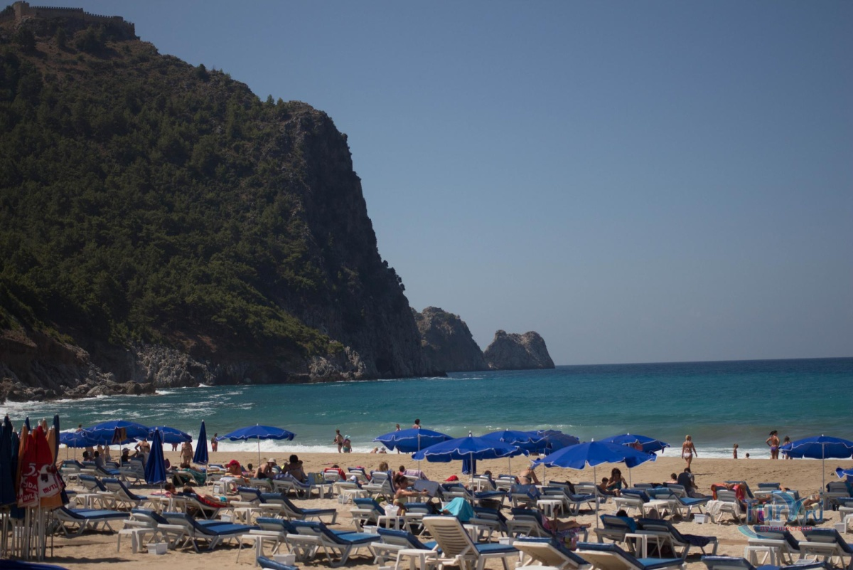 Фотоотчет побережье турции далеко