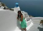 Фото туриста. г. Ия...на о. Санторини