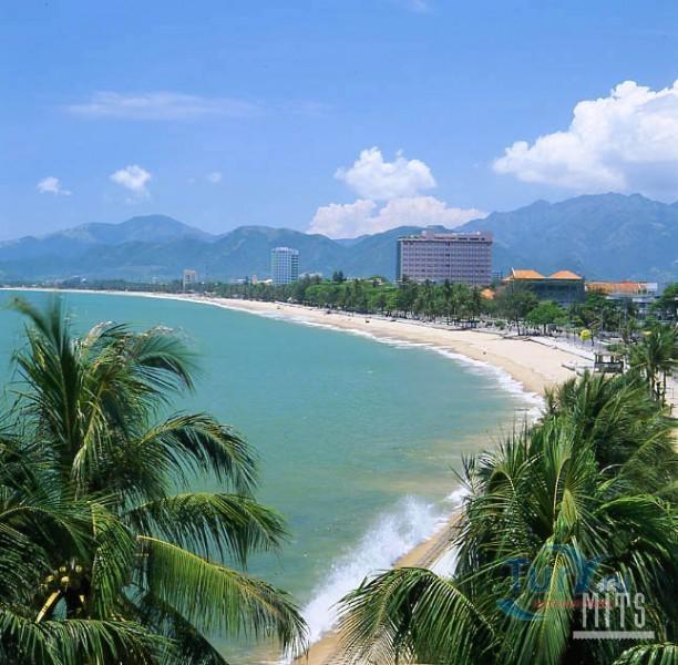курорты вьетнама на побережье фото лицевых изнаночных рядах