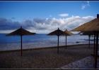 Фото туриста. после грозы пляж отеля