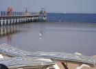 Фото туриста. пляж отеля Park Inn