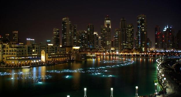 «Ночной Дубай»
