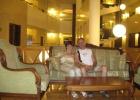 Фото туриста. Терраса внутри отеля