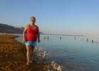 Фото туриста. Таки да, это Мертвое море
