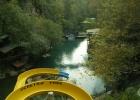 Фото туриста. На реке Дим