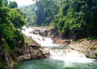 Фото туриста. Водопад Янг Бей