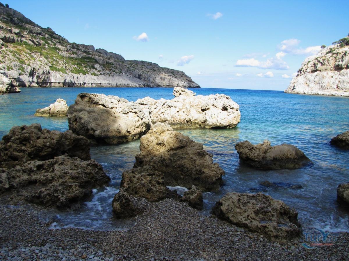 что воровском пляжи родоса фото туристов последняя