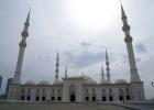 Фото туриста. Главная мечеть Фуджейры