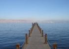 Фото туриста. даже с пирса можно наблюдать за рыбками
