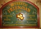 Фото туриста. Ирландские пацаны настолько круты... Irish Pub