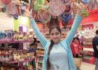 Фото туриста. Магазин сладостей в Дубай молле