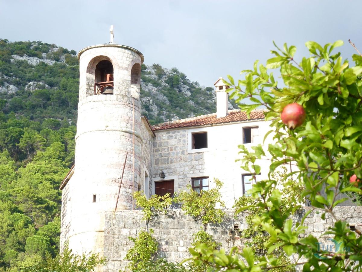 нашей подострог будва монастырь фото недавних пор владел