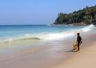 Фото туриста. пляж Най Тон
