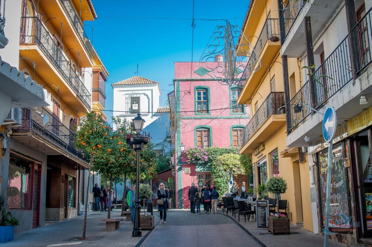 Марбелья Испания фото города