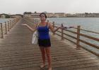Фото туриста. апрельский дождь в Египте )))