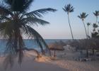 Фото туриста. пляж вечер