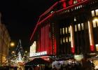 Фото туриста. Ночной Стокманн (Хельсинки)