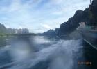 Фото туриста. озеро Чео Лан