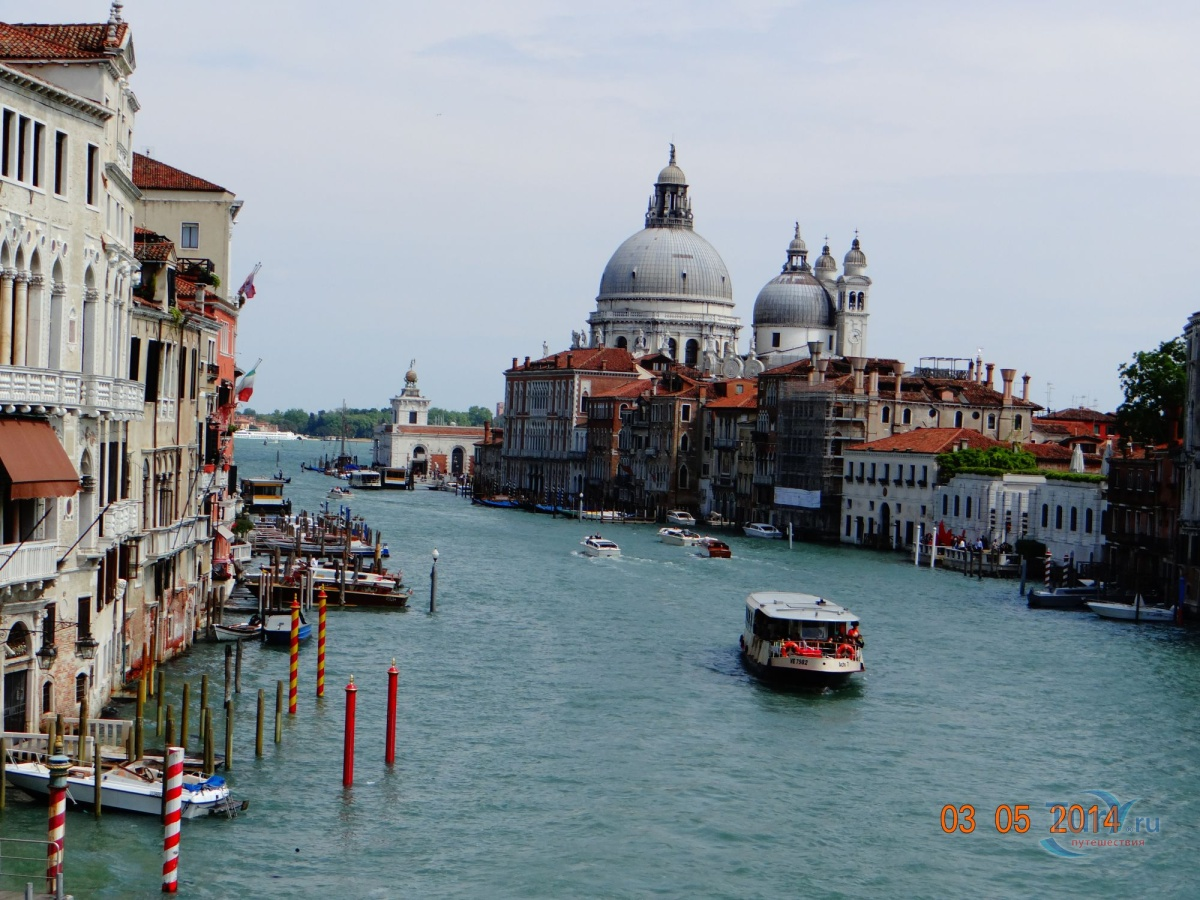 Фото из венеции в мае
