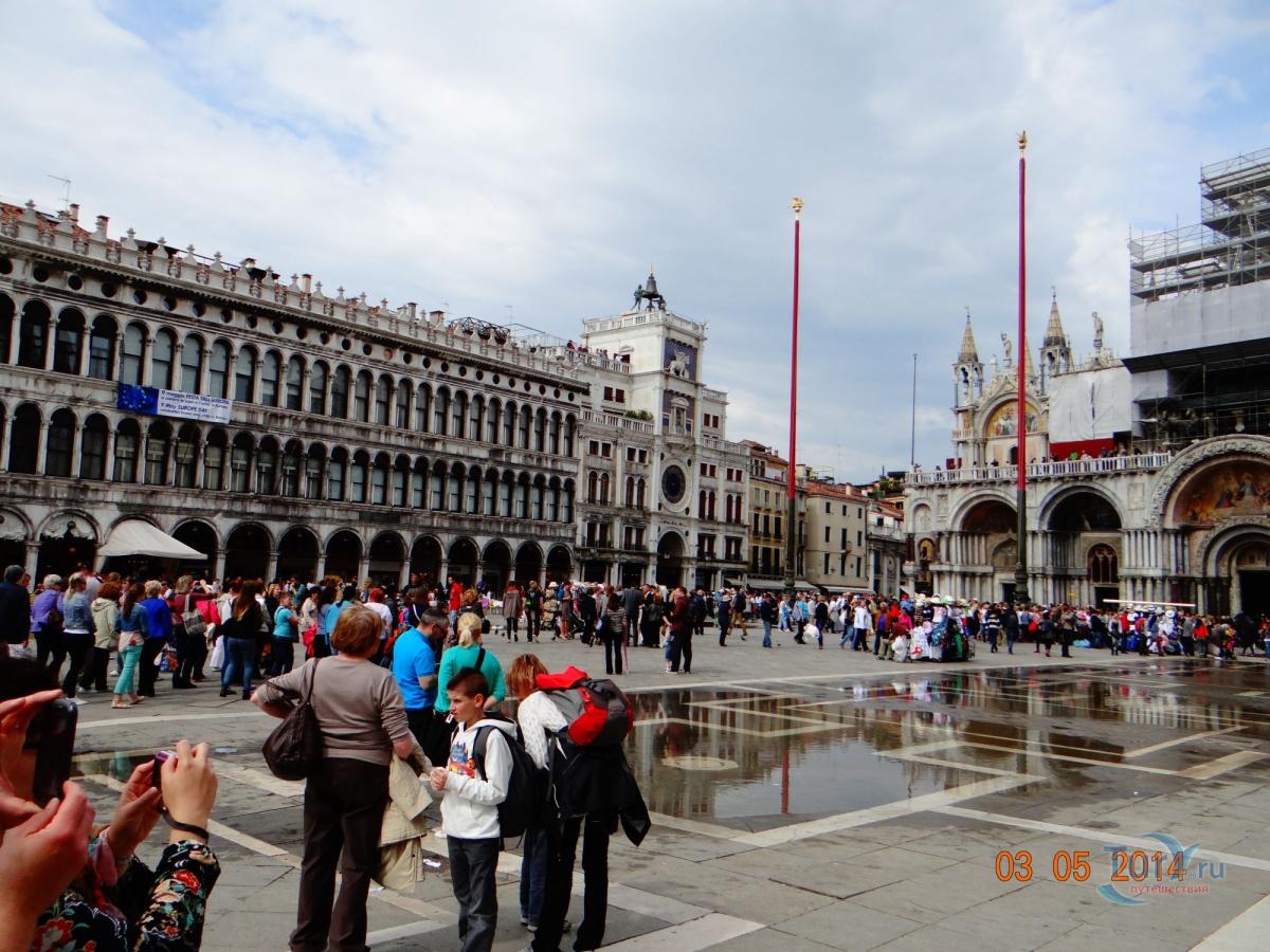 стали замечать, фото из венеции в мае увлекался живописью, однако