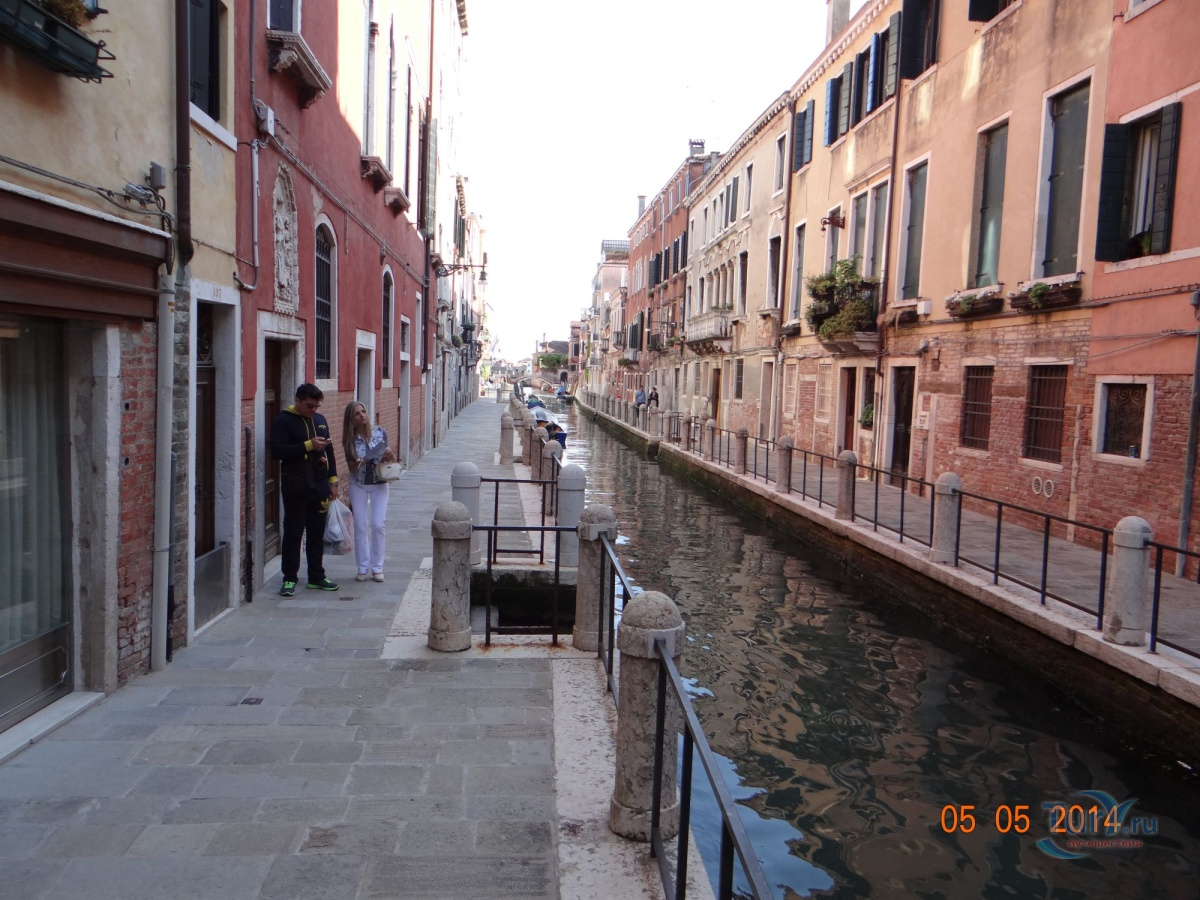 фото из венеции в мае писали, что она