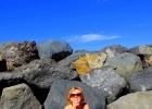 Фото туриста. Время собирать камни :)