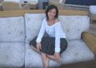 Фото туриста. Фото сделано на 2 этаже отеля на комыфортабельных диванах, которые стоят под открытым небом.