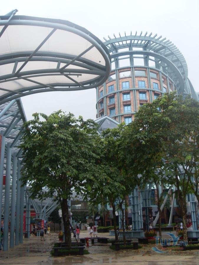 подковами сингапур о сентоза фото архитектура моментом