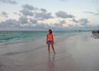 Фото туриста. Vista Sol Punta Cana 4* (Пунта-Кана) вечерний пляж