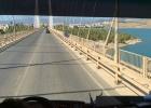 Фото туриста. Мост на остров в Халкиде