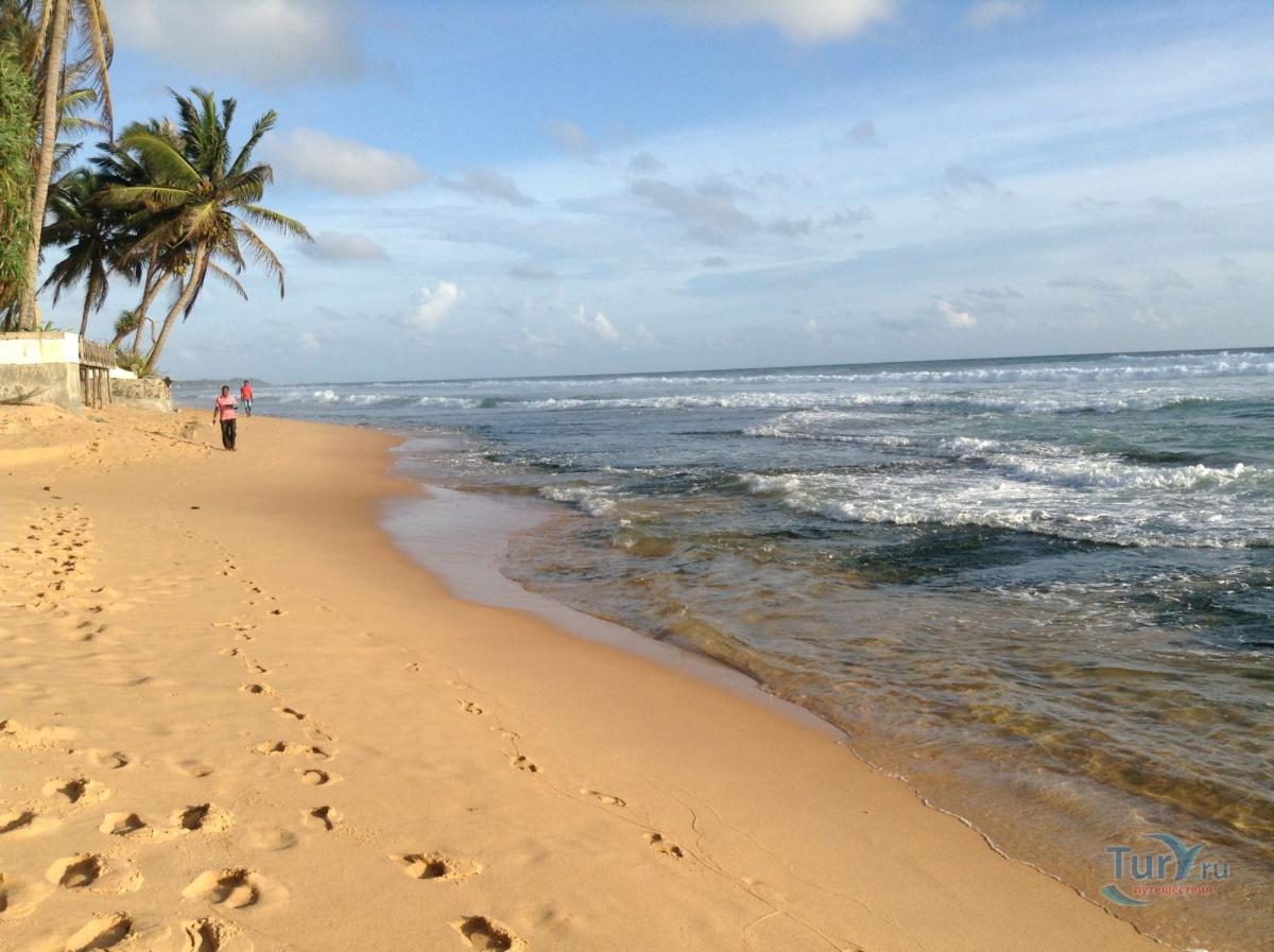 новую хиккадува пляж отзывы и фото основном