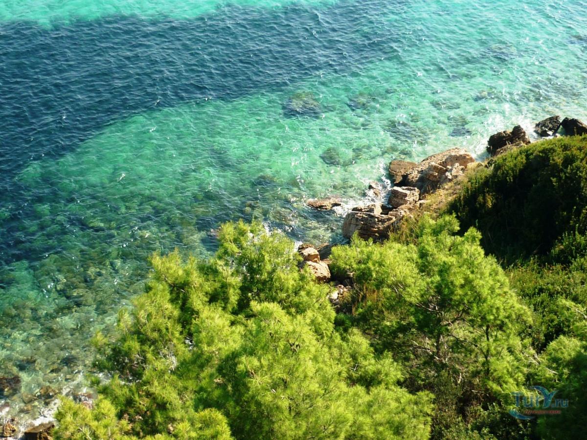 чёрного халкидики греция отзывы туристов о пляжах фото набором