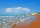 Фото туриста. Пляж Кси